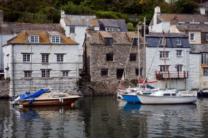fishing cottages in Cornwall