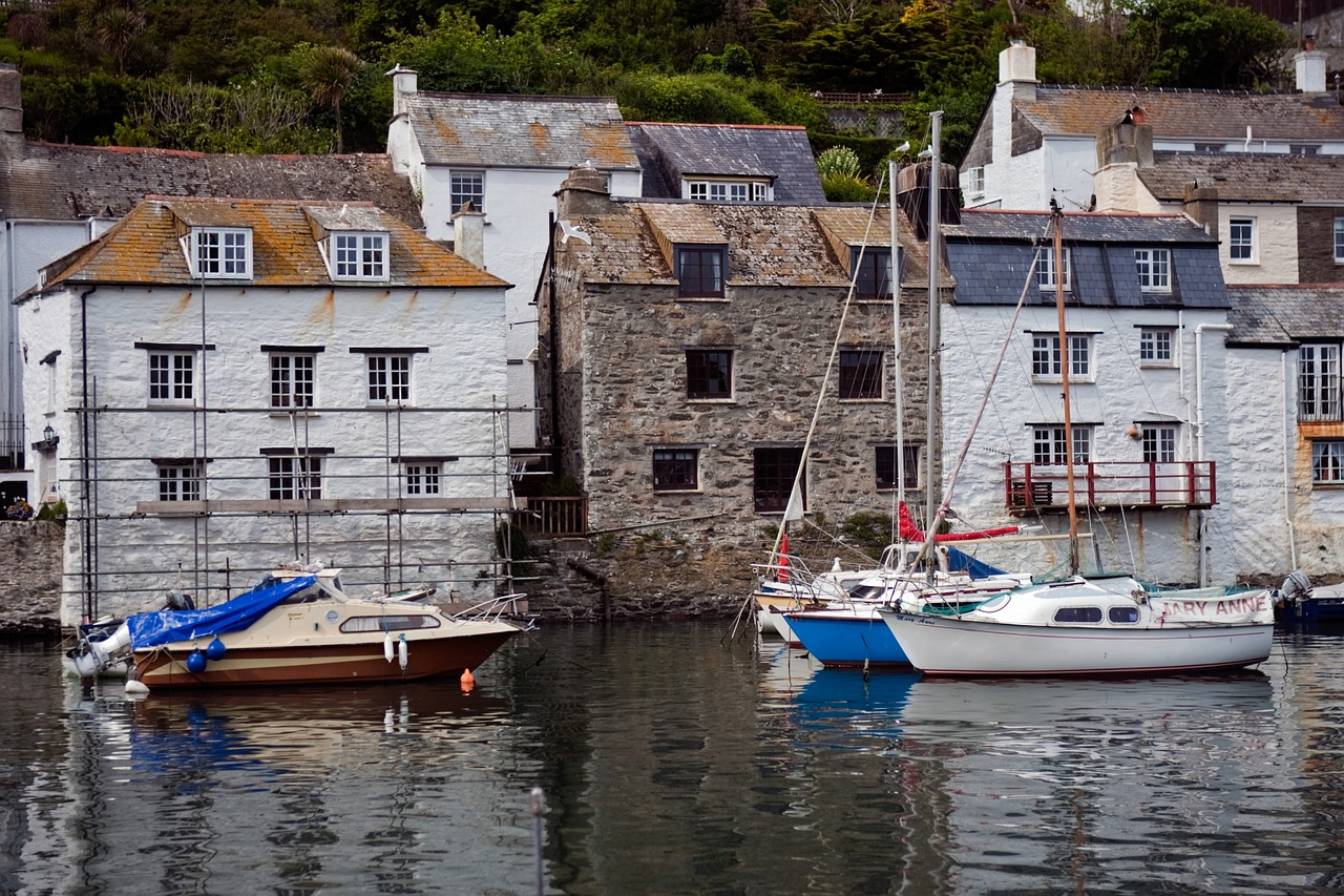 fishing cottages in north cornwall