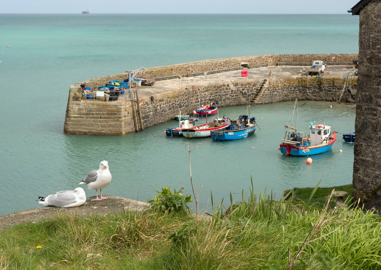 safe harbour for west cornwall cottages
